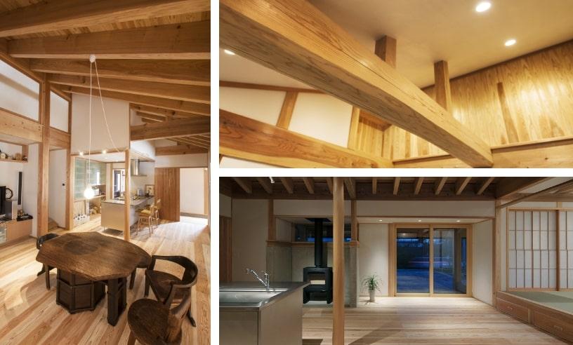 日本家屋としての意匠や周辺景観に配慮した設計