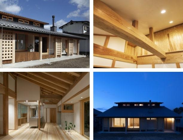 金立の家<和風旅館の居心地を求めた木の家>