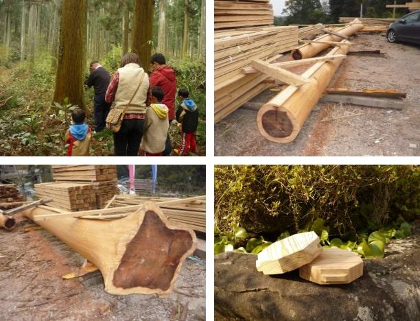ながさ木の家<長崎県産の木材を使った地産地消の家>